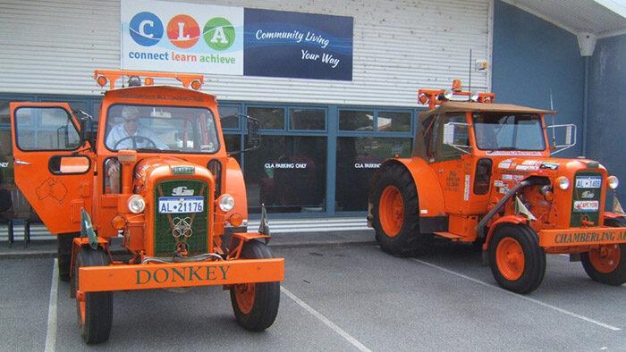 9G Tractors