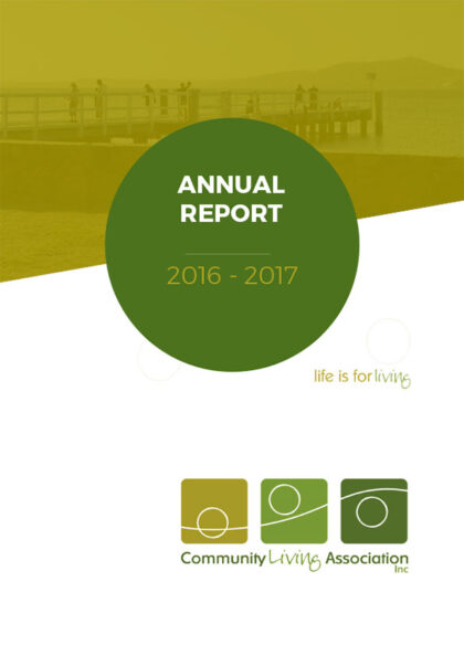Annual Report 2016-2017 cover